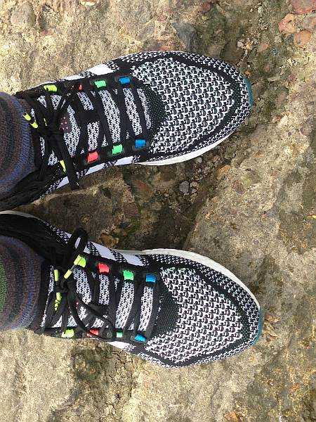Adidas Cosmic Boost Shoes - Rowing in Putney