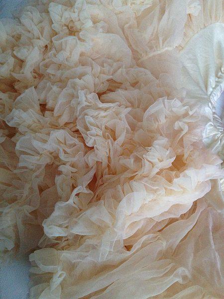 Angel's Face Vanilla Petticoat/Tutu ruffles
