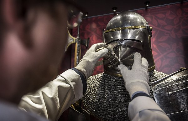Armoury -- The Battle of Agincourt 600th Anniversary Exhibition