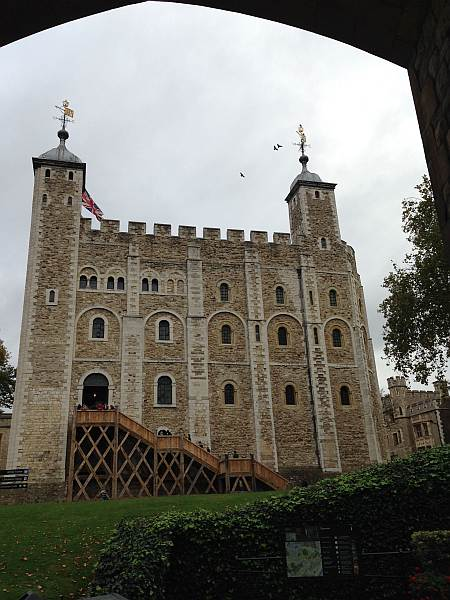 The Tower of London - The Battle of Agincourt 600th Anniversary Exhibition