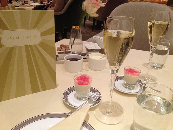 The Langham Hotel London Easter Afternoon Tea
