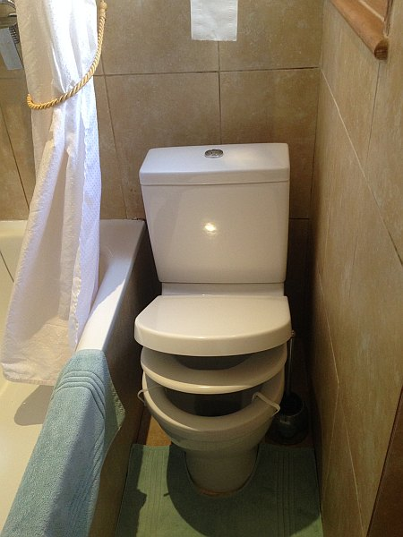 The Gentlemans Cleaning Service - Voila Luxury Cleaning, The British and their Toilet
