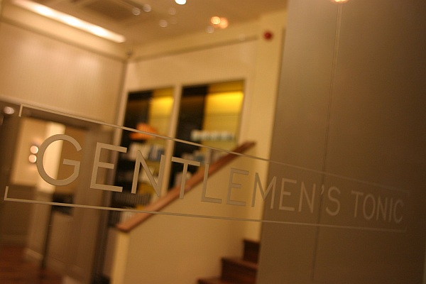 Gentlemen's Tonic Mayfair, London - Luxury Grooming