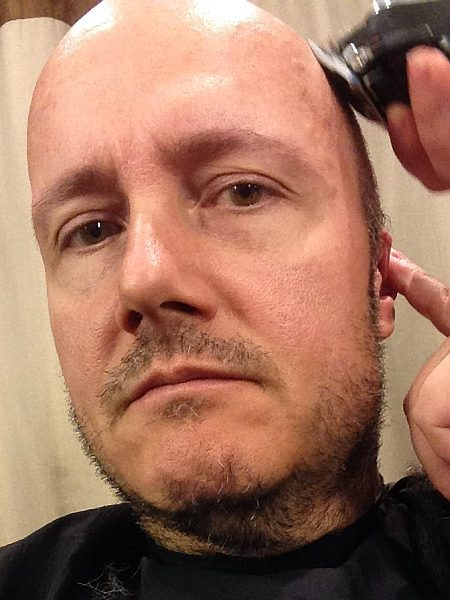 Gentlemen's Tonic, Mayfair, London - Luxury Gentlemans Grooming, looking in need of a shave