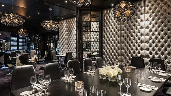 Glamorous Gaucho luxury dining in Piccadilly, London - Interior