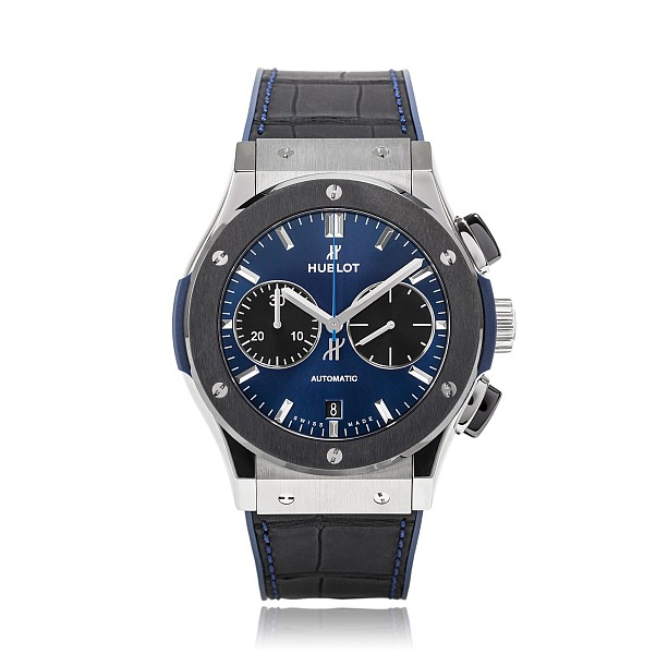 The Watch Gallery - Hublot - Exclusive_Chrono_44538