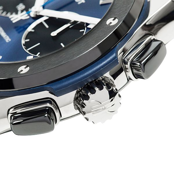 The Watch Gallery - Hublot - Exclusive_Chrono_44558 - close up