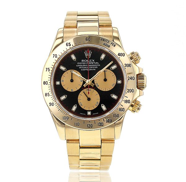 The Watch Gallery online preowned luxury watch store - Rolex Daytona