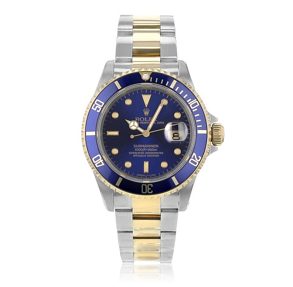 The Watch Gallery online preowned luxury watch store - Rolex Submariner