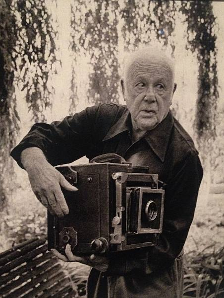 V&A Paul Strand, Photographer & Film-maker, now this is a camera