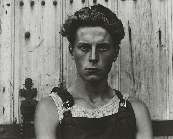 V&A Paul Strand, Photographer & Film-maker, portrait