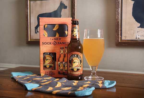 Shock Top, Belgium Beer & Socks