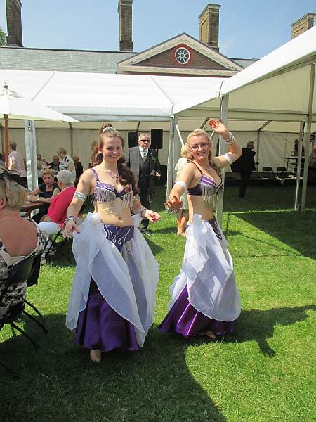 The Royal Hospital Chelsea's Founder's Day - Bellydancers