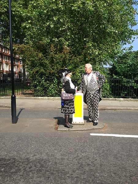 Founder's Day - Pearly King & Queen