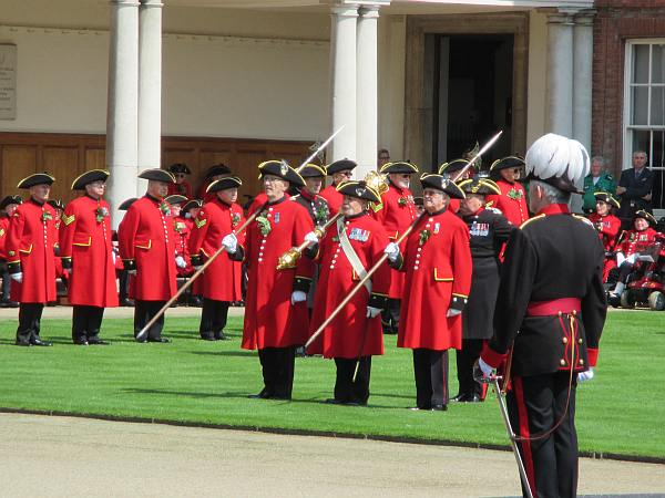 The Royal Hospital Chelsea's Founder's Day - Up Close