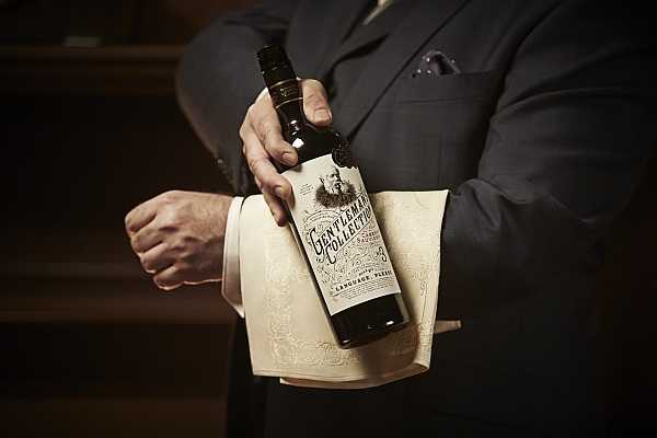 Gentlemans Collection a fine wine romance butler service