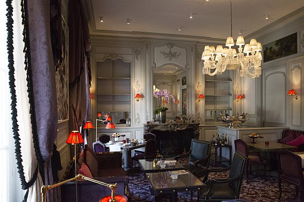 La Belle France - Magrez Luxury Wine Experience - Breakfast Room