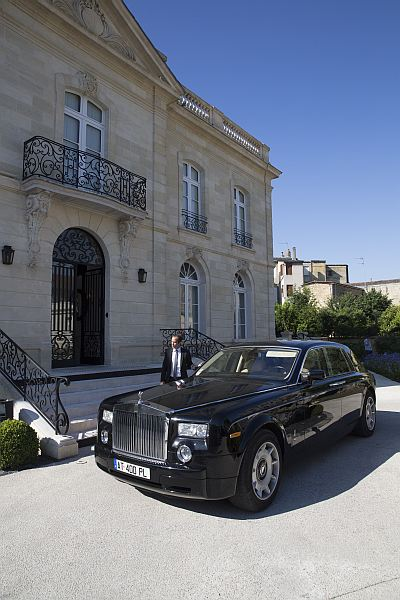 La Belle France - Magrez Luxury Wine Experience - La Grande Maison