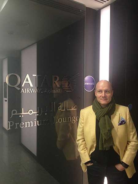 Qatar Airways 1st class