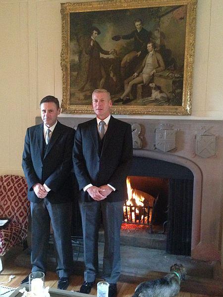 Cranshaws Castle, luxurious Scottish getaway - Butlers at hand