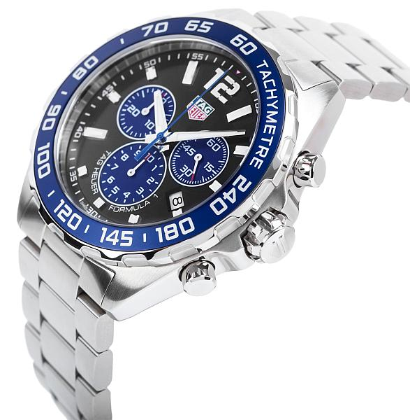 Gentlemans limited edition luxury Tag Heuer watch - Formula 1