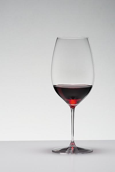 Luxury wines require some Riedel luxury glasses Veritas 02 Grey