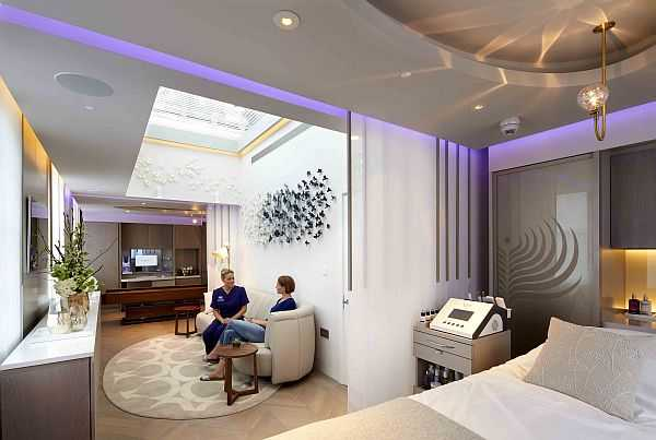 Elemis Luxury super charger facial in the heart of Mayfair - Penthouse with therapists