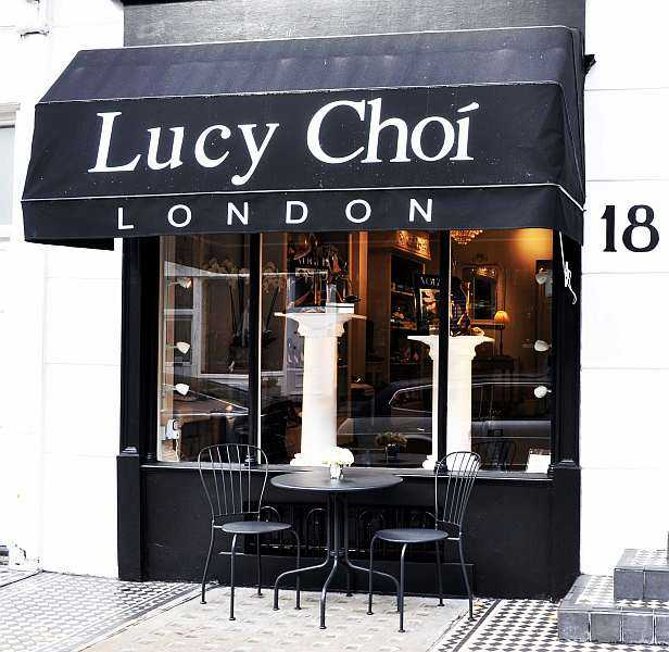 Lucy Choi London Luxury Shoes for Mother's Day - London Shop