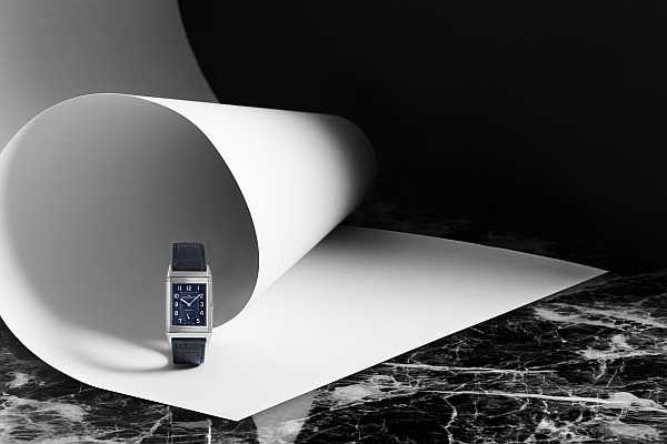 The Watch Gallery & Jaeger-LeCoultre limited edition Grande Reverso - Luxury art