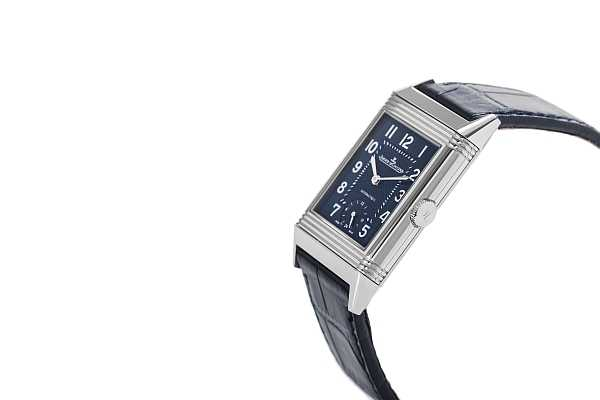 The Watch Gallery & Jaeger-LeCoultre limited edition Grande Reverso - Side angle