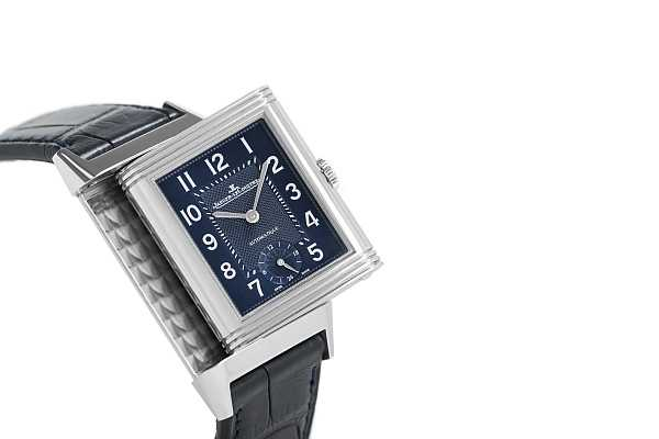 The Watch Gallery & Jaeger-LeCoultre limited edition Grande Reverso - two faces