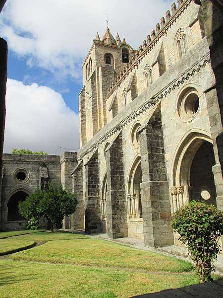 Travel to Portugal's Alentejo to experience rugged luxury - Evora Cathedral