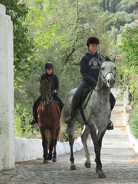 Travel to Portugal's Alentejo to experience rugged luxury - Pousada de Arraiolos Horse Riding
