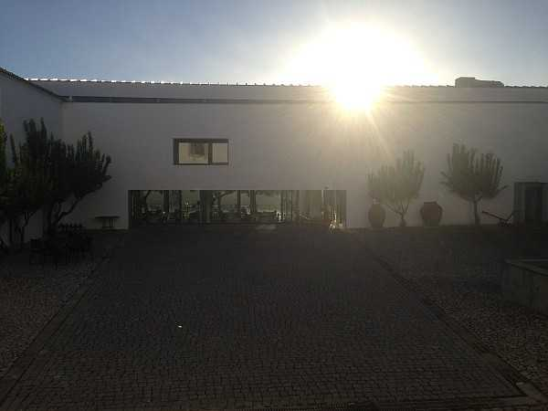 Travel to Portugal's Alentejo to experience rugged luxury - Pousada de Arraiolos morning sunshine