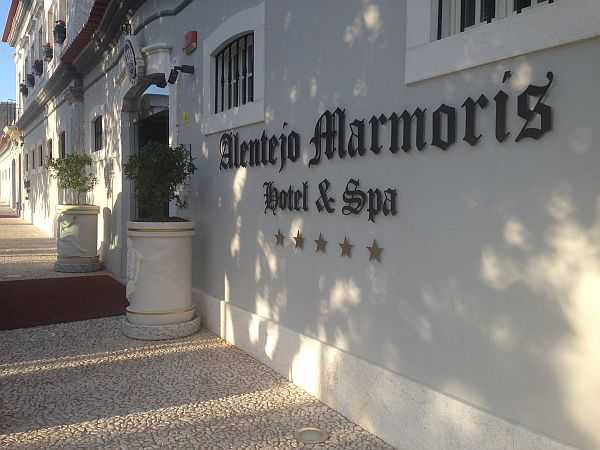 Travel to Portugal's Alentejo to experience rugged luxury - The Alentejo Marmoris Hotel