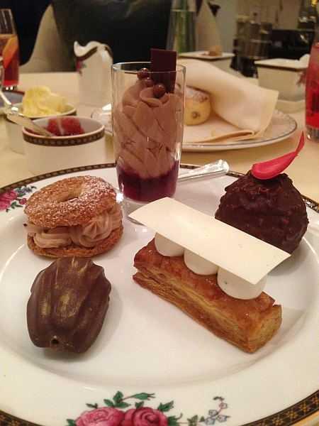 chocolate fancies
