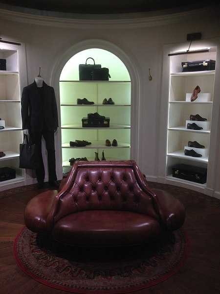 London's little, big & fancy luxuries, London Craft Week - Alfred Dunhill Mayfair