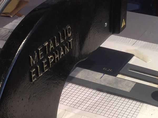 William & Son engraving