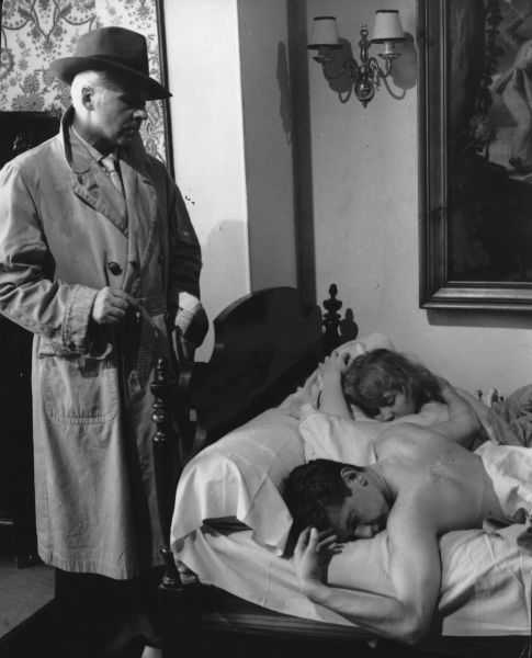 Gentlemans Butler partners with The BFI for Jean-Pierre Melville, Visions of the Underworld film season - Bob le Flambeur bfi 2