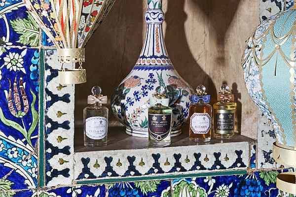 Luxury Fragrance Profiling with Penhaligon's - A regal colletion