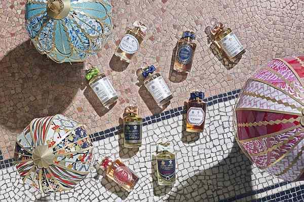 Luxury Fragrance Profiling