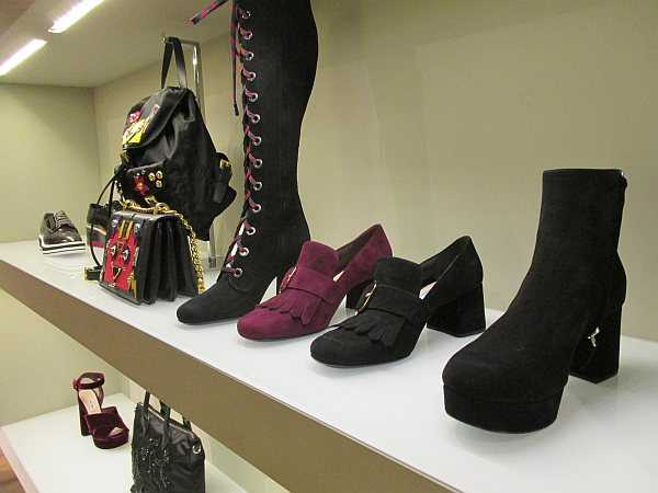 My beautiful love affair with Umbria - A touch of luxury fashion shopping in Perugia