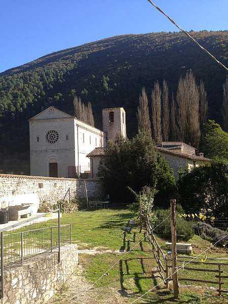 Val di Narco, Abbazia dei Santi Felice e Mauro