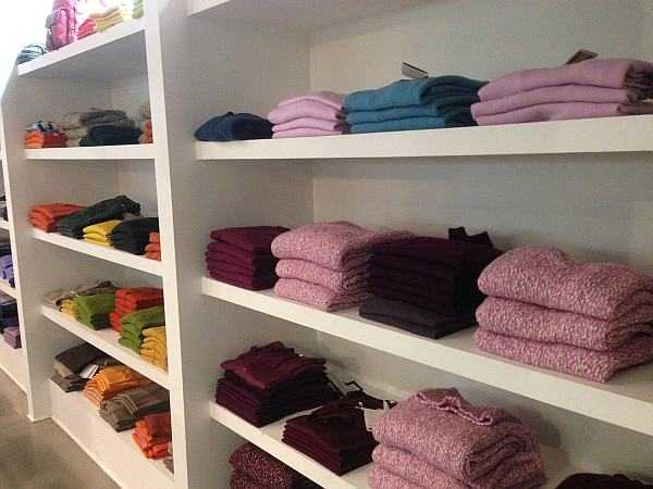 My beautiful love affair with Umbria - Luxury Cashmere at the equisite Cruciani Cashmere Factory