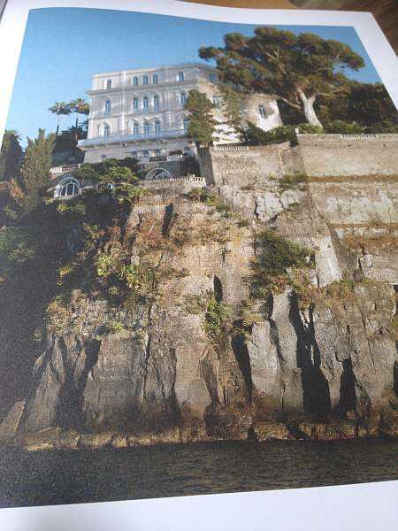 VILLA ASTOR Paradise Restored on the Amalfi Coast - Sitting proud on top of the cliff