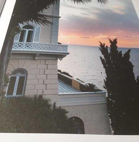 VILLA ASTOR Paradise Restored on the Amalfi Coast - Sunset colours
