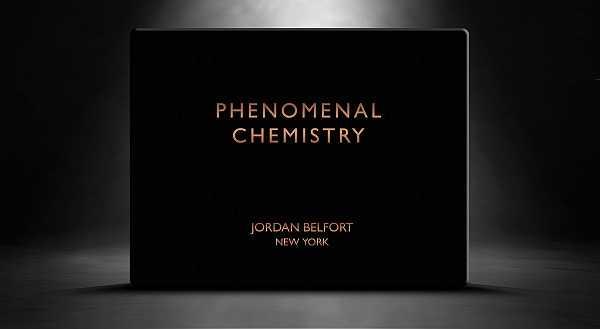 Jordan Belfort luxury Gift Pack