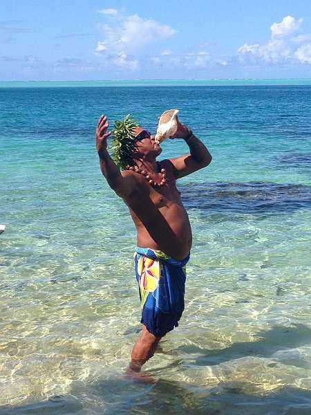 Huahine paradise