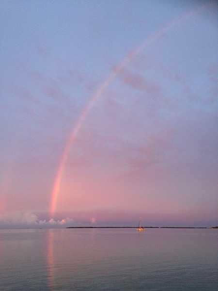 Tahiti Rainbows
