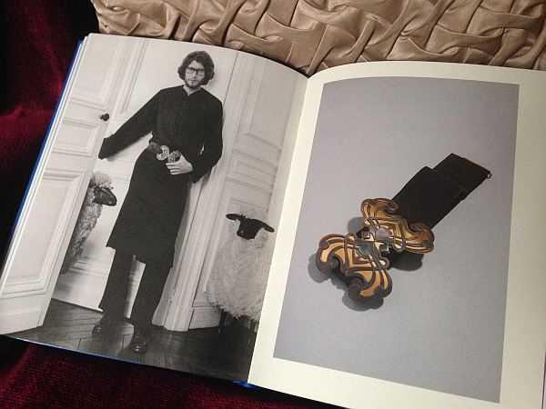 Yves Saint Laurent belts